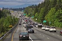street in lynnwood, washington