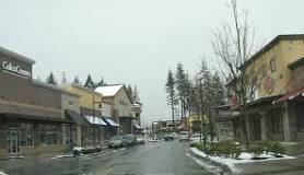 street in mill creek, washington